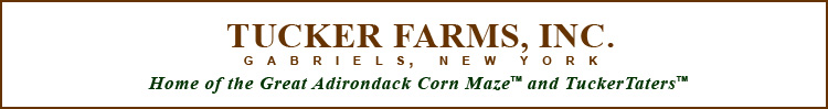 Tucker Farms, Inc.